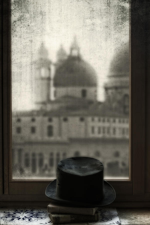 Top Hat Photograph  - Top Hat Fine Art Print