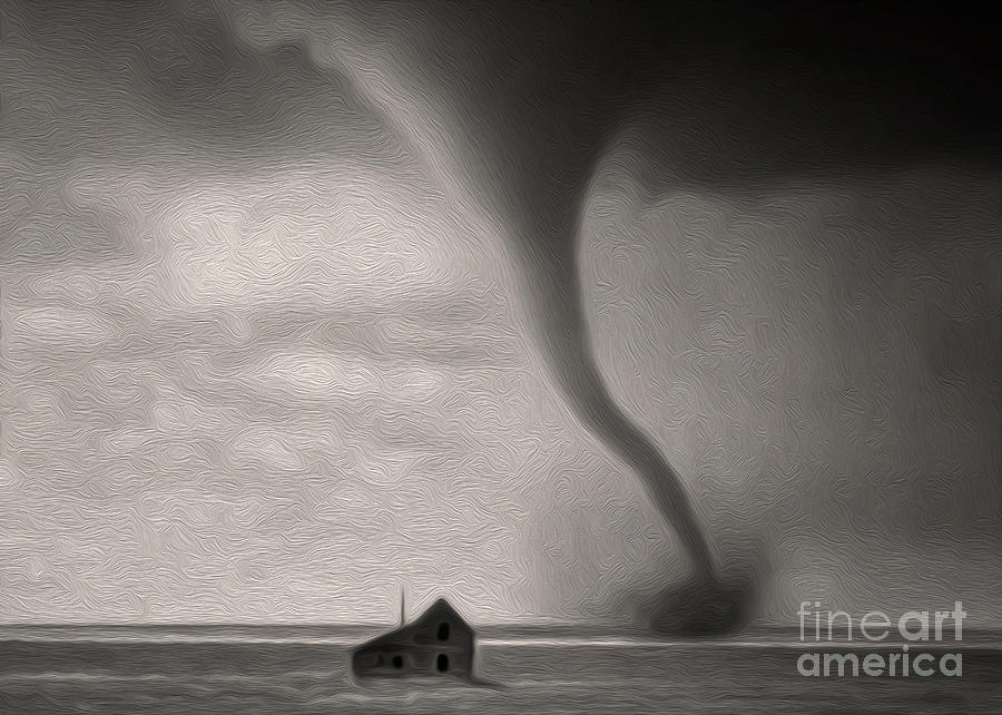 Tornado Photograph