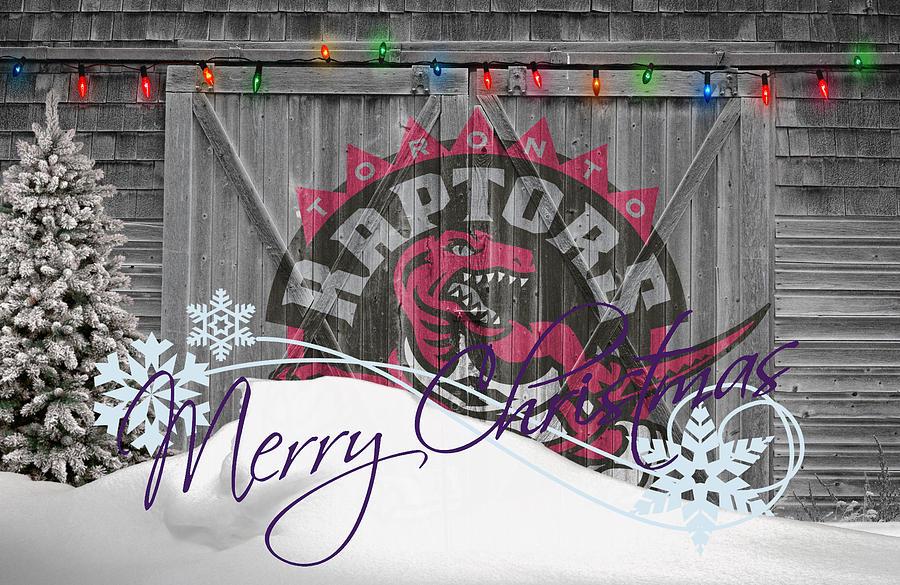Toronto Raptors Photograph