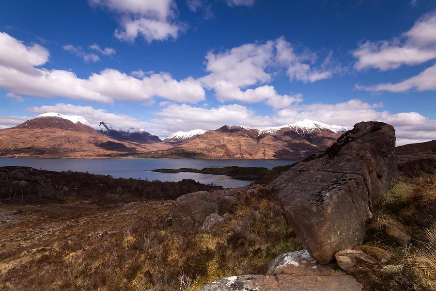 Scotland Photograph - Torridon by Karl Normington