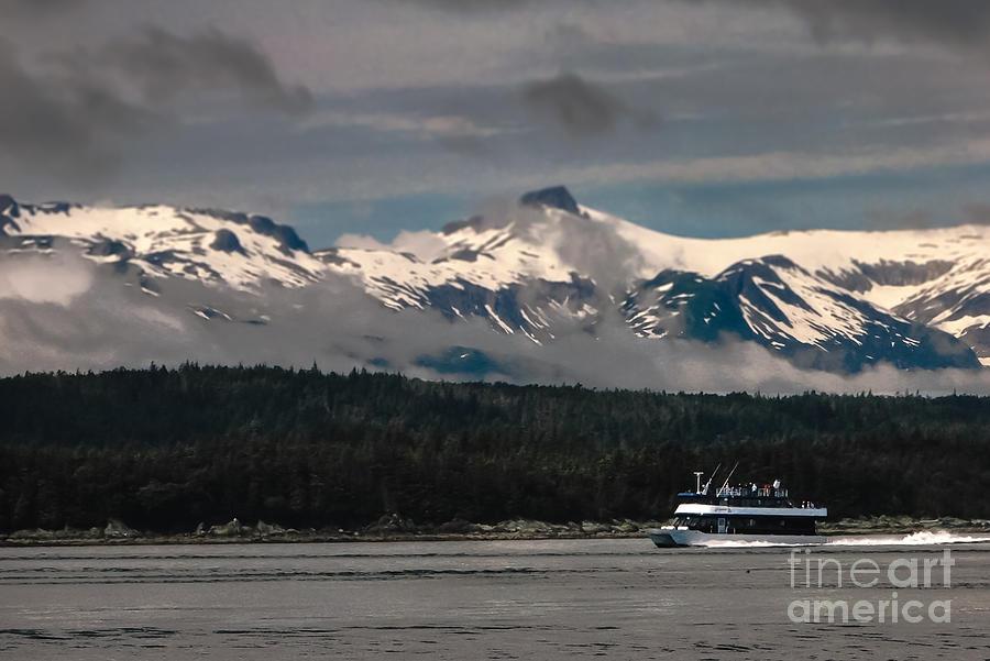 Touring Alaska Photograph