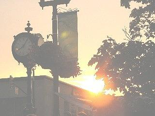 Towne Square Photograph