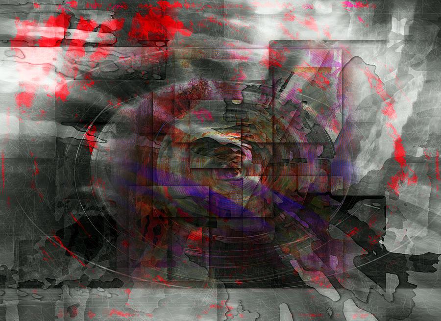 Traces Of Memory Digital Art