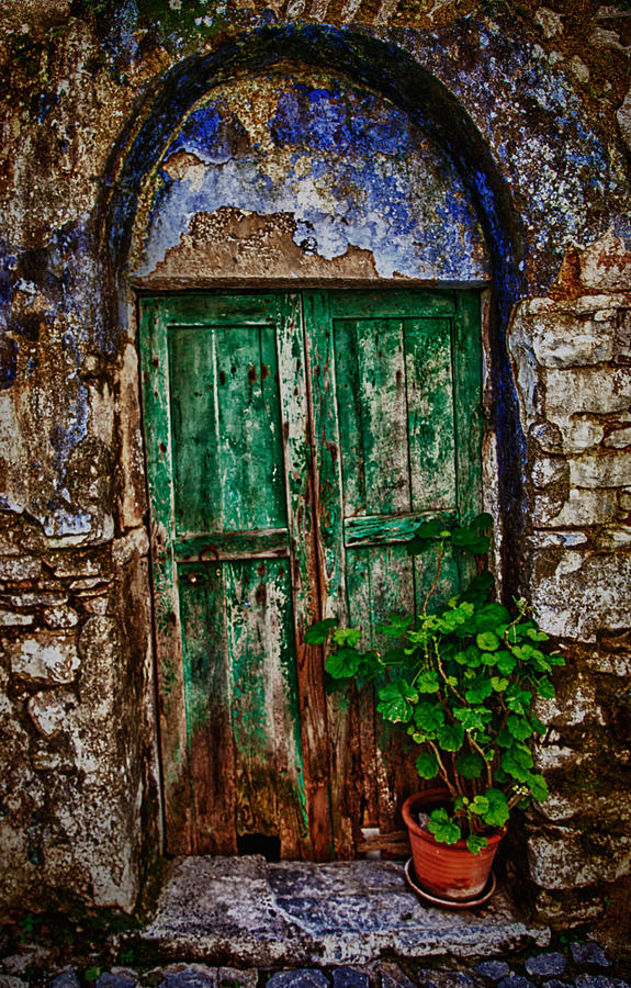 Traditional Door Photograph