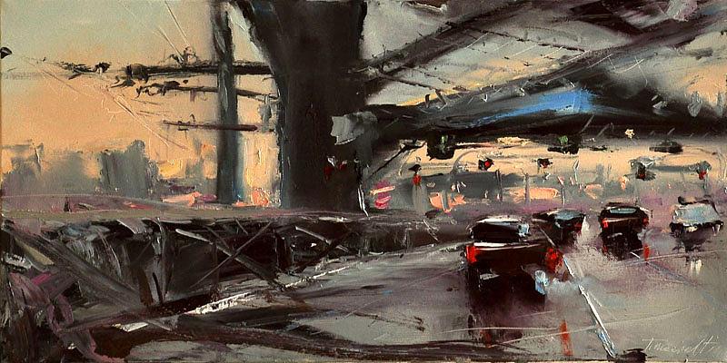 Traffic Painting