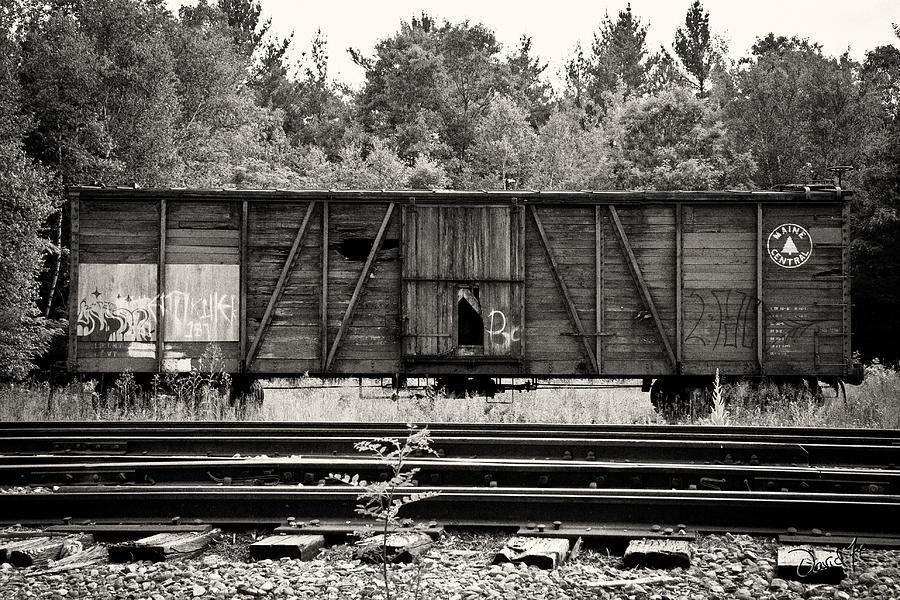 Trains Photograph  - Trains Fine Art Print