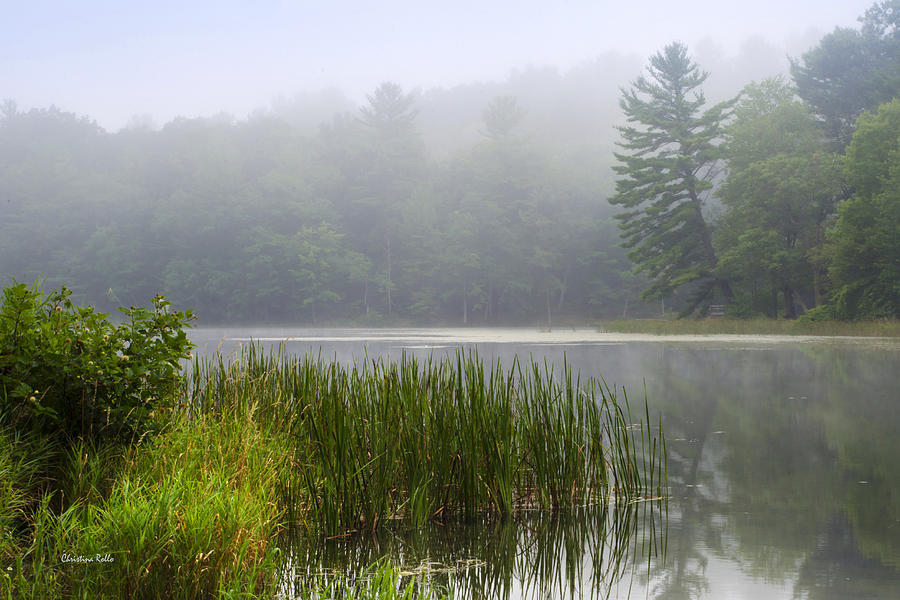Tranquil Moments Landscape Photograph By Christina Rollo