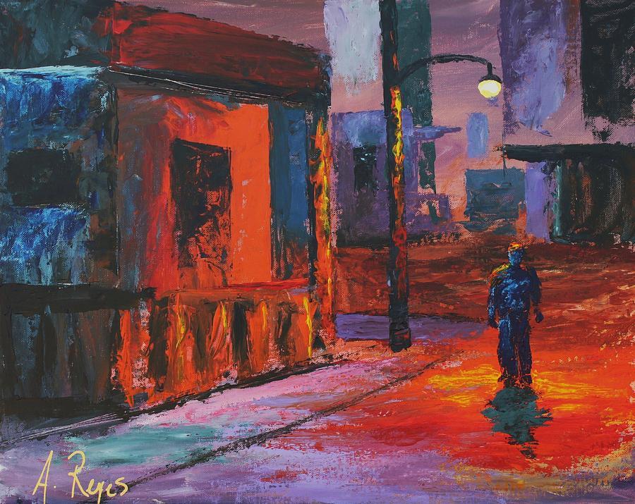 Transeunte Painting