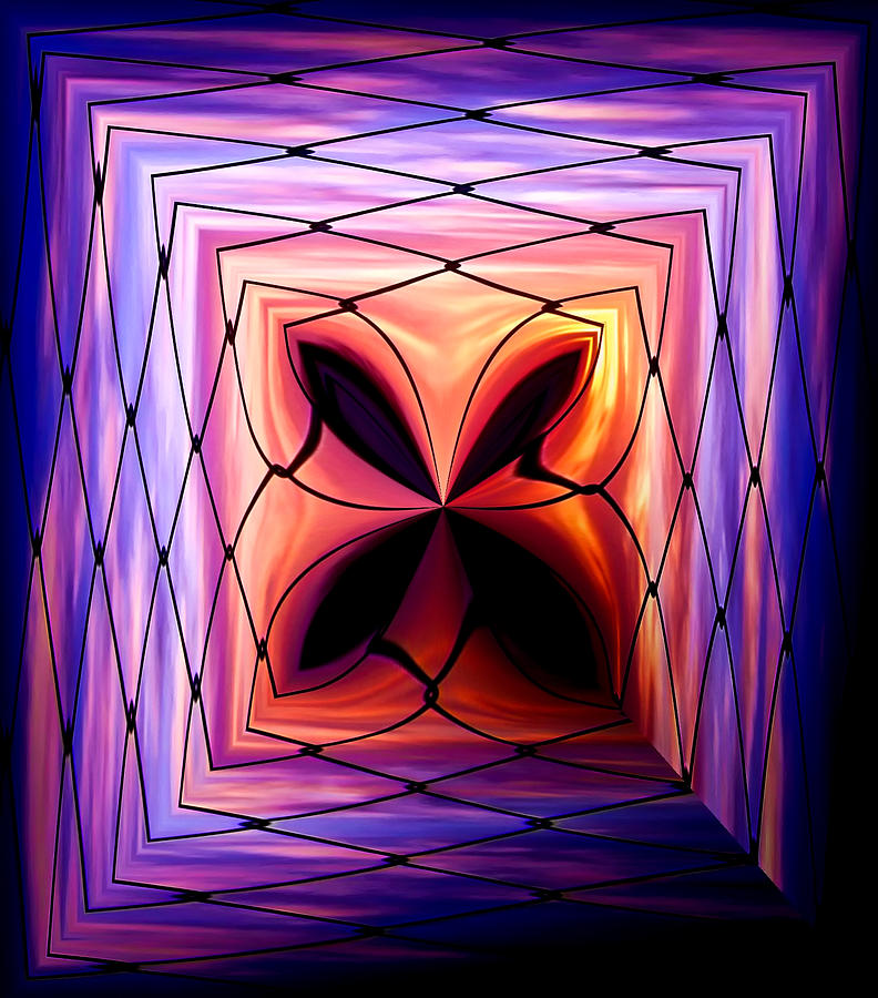 Transformation Digital Art  - Transformation Fine Art Print