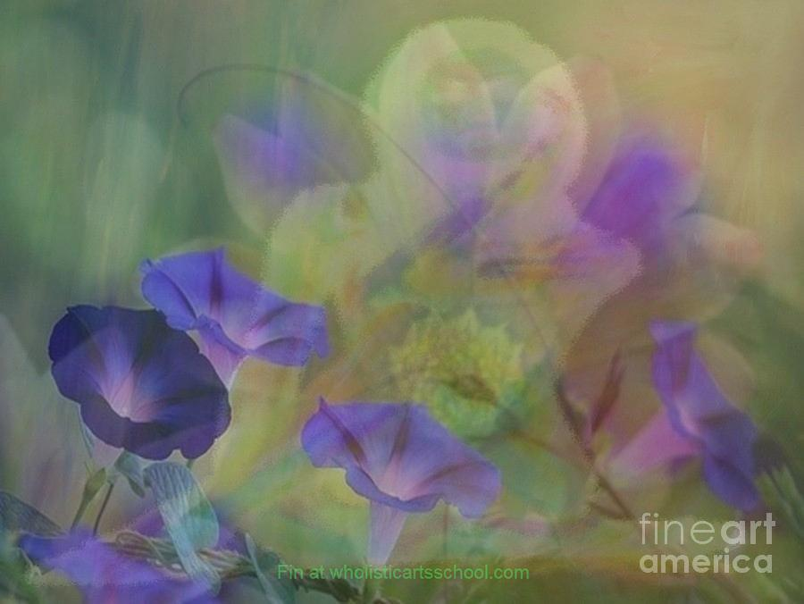 Transformation Painting - Transformation by PainterArtist FIN