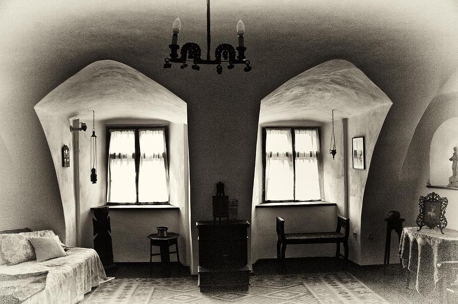 Transylvania Draculas Castle Interior168 Photograph
