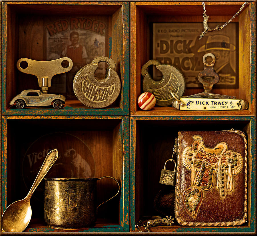 Treasure Box Photograph  - Treasure Box Fine Art Print
