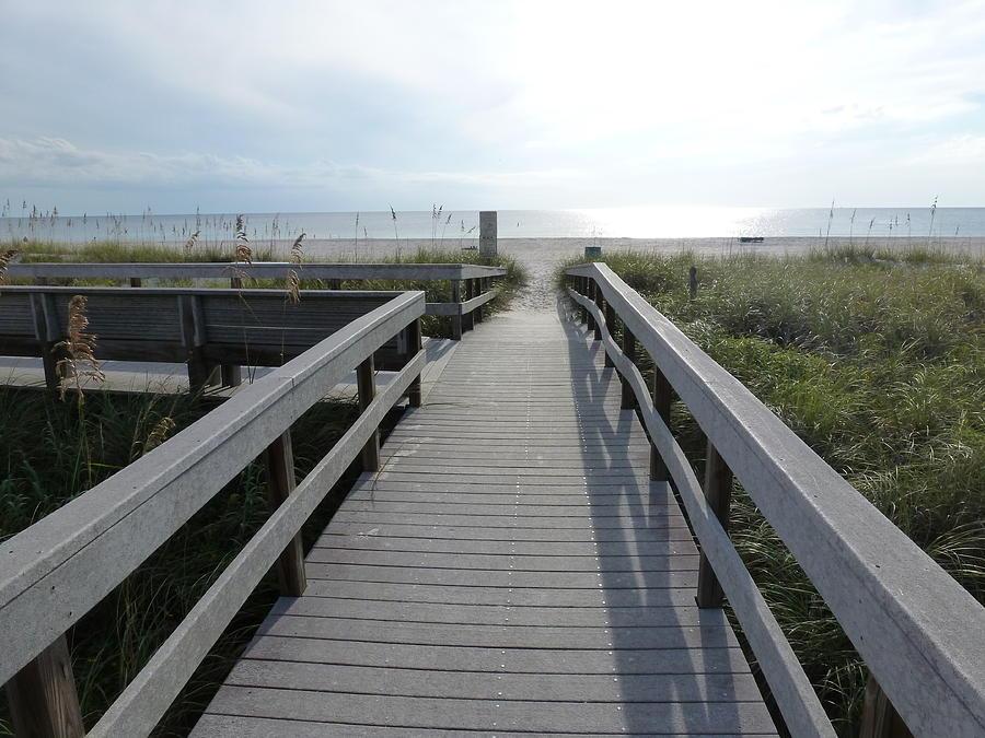 Treasure Island Beach Boardwalk Fl