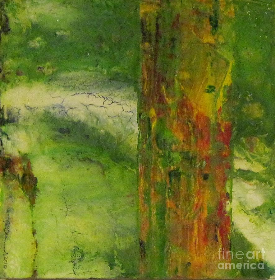 Tree Of Hope Painting  - Tree Of Hope Fine Art Print
