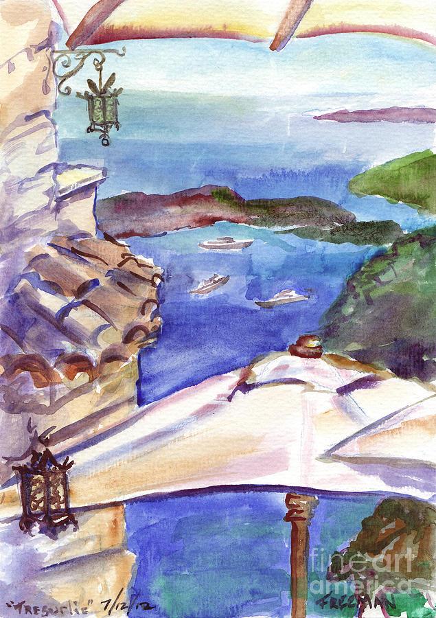Tresurlie Eze Painting