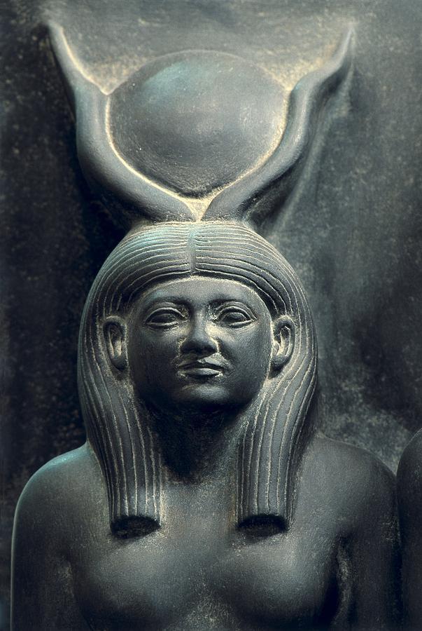 Triad Of Menkaure Mycerinus Photograph