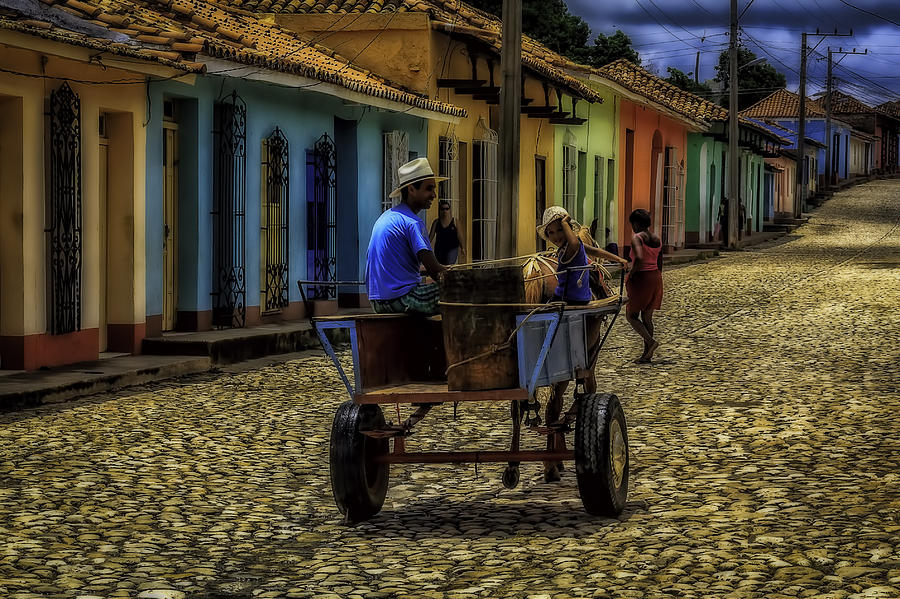 Trinidad In Color Part II Photograph  - Trinidad In Color Part II Fine Art Print