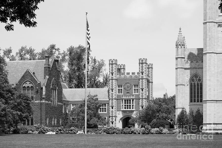 Trinity College Downes Memorial  Photograph