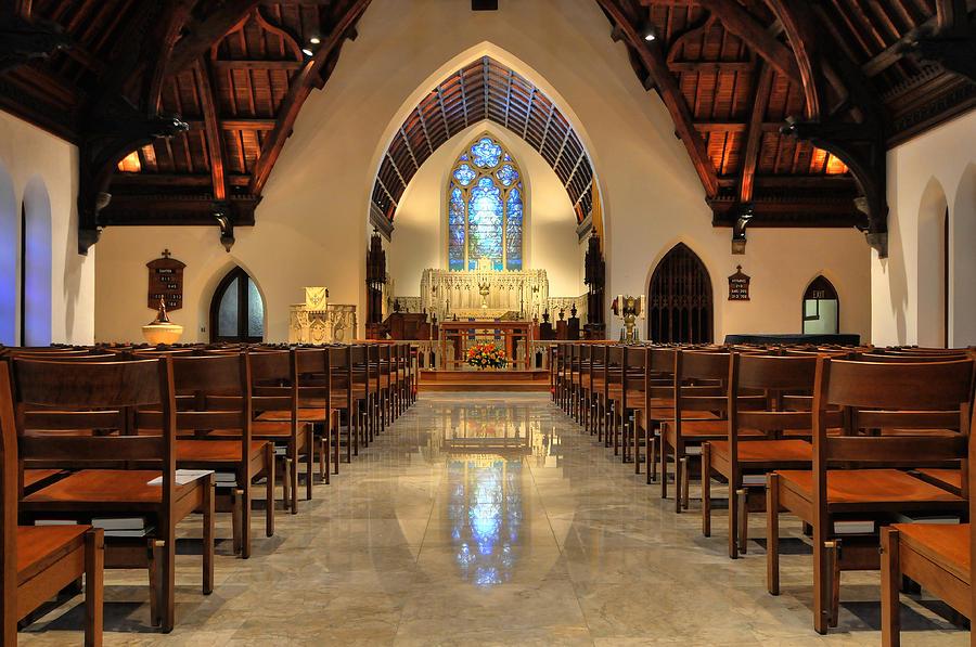 Trinity Episcopal Church Photograph
