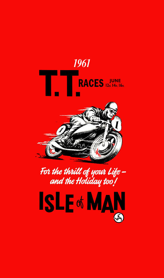 Tt Races Phone Case Photograph  - Tt Races Phone Case Fine Art Print