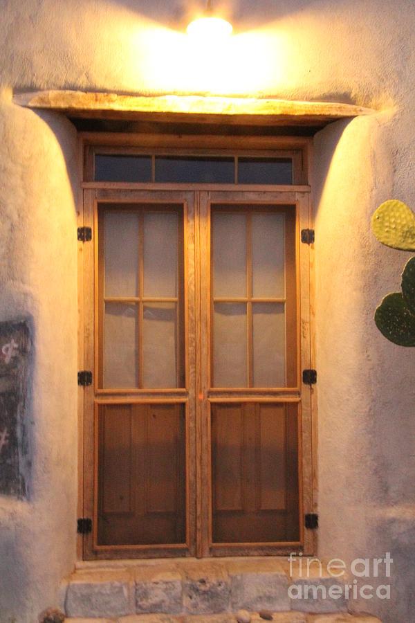 Tucson Doors Photograph