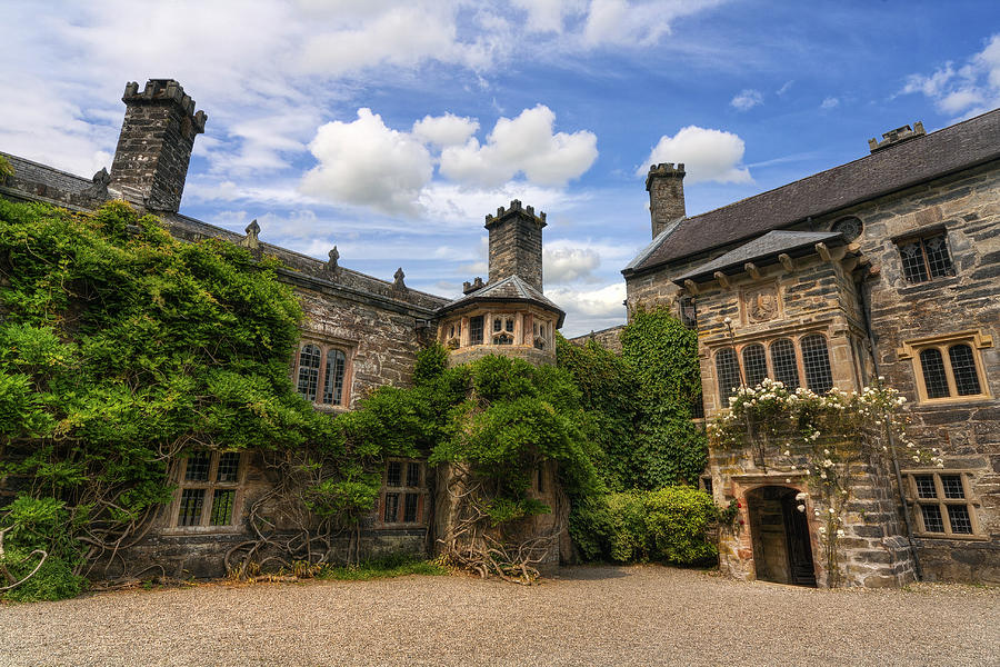Tudor Castle Photograph