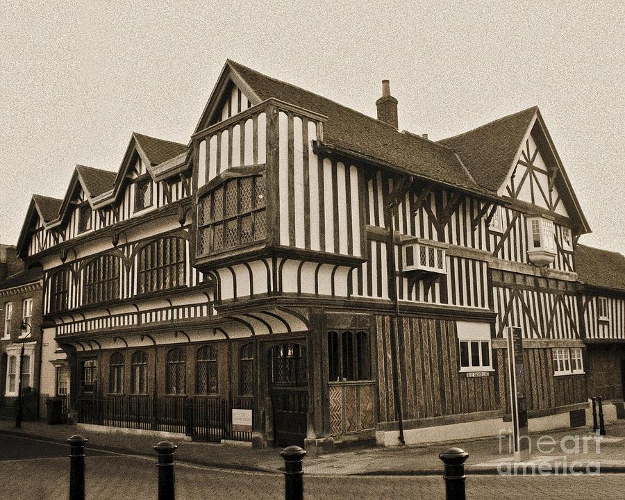 Tudor House Southampton Photograph