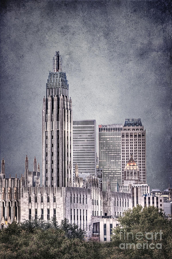 Tulsa Art Deco II Photograph  - Tulsa Art Deco II Fine Art Print