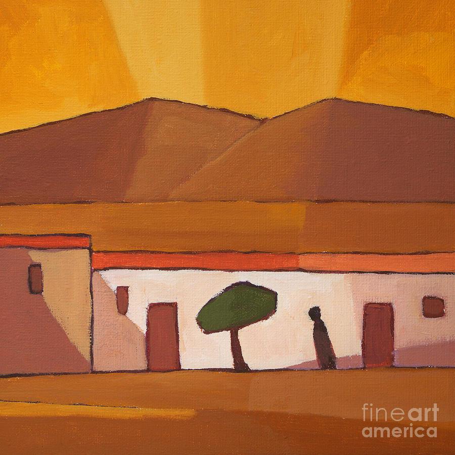 Tunisia Painting