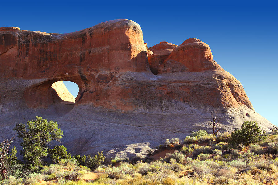 Tunnel Arch - Arches National Park Photograph