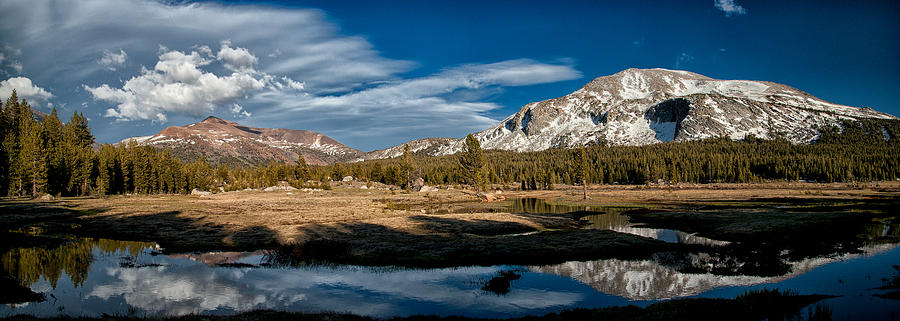 Water Photograph - Tuolumne Meadows by Cat Connor