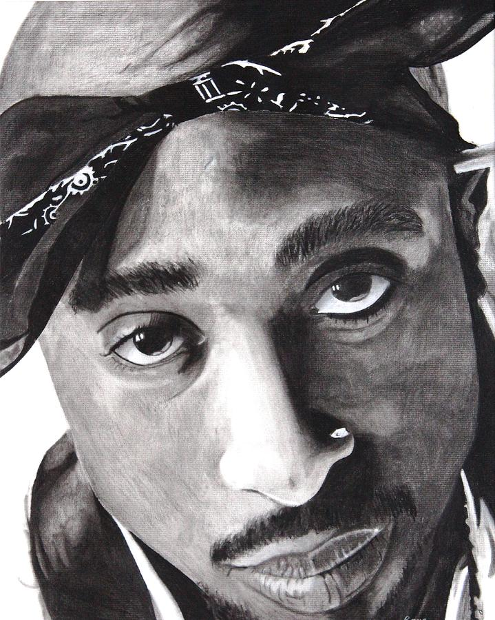 Drawing Tupac Quotes Quotesgram