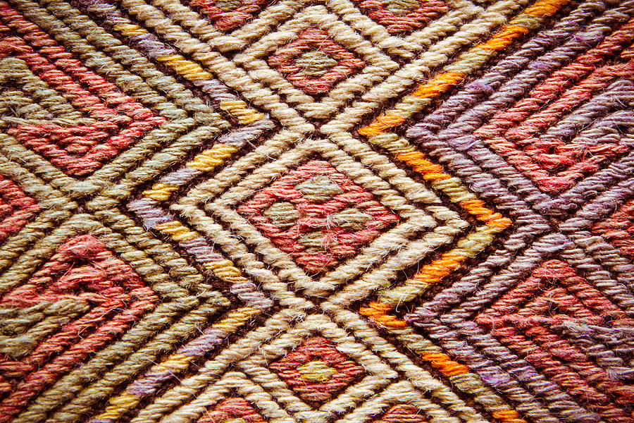 Turkish Rug Photograph