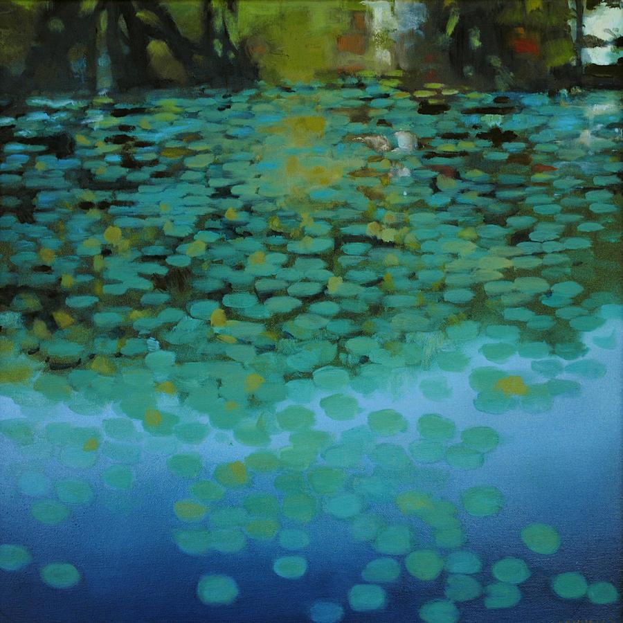 Turtle Creek 3 Painting