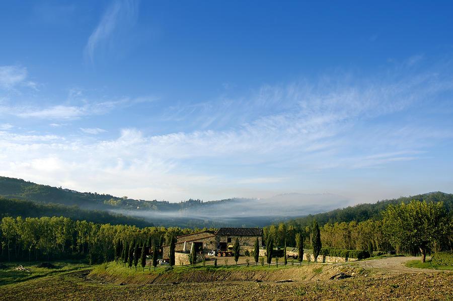 Tuscan Sky Photograph