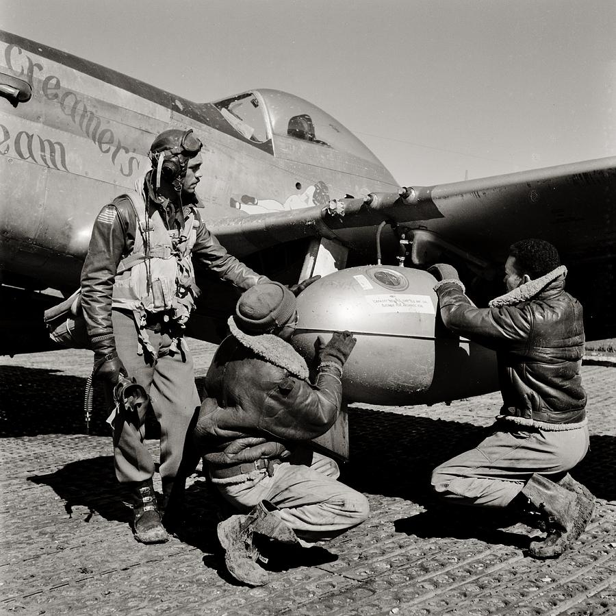 Tuskegee Preflight Photograph