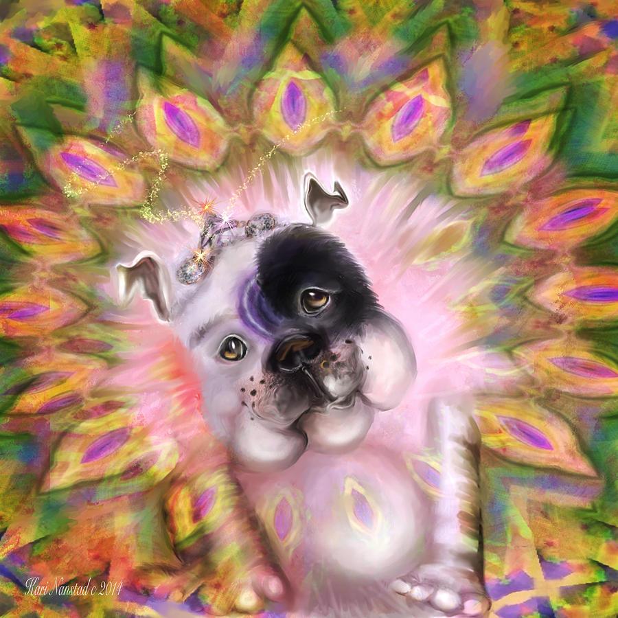 Tutu For Doggie Digital Art