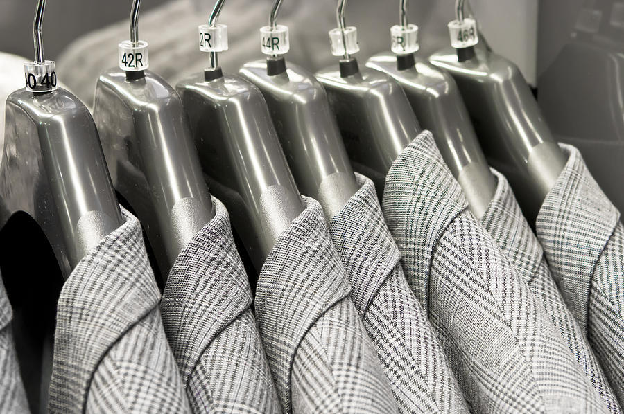 Tweed Suit Jackets Photograph