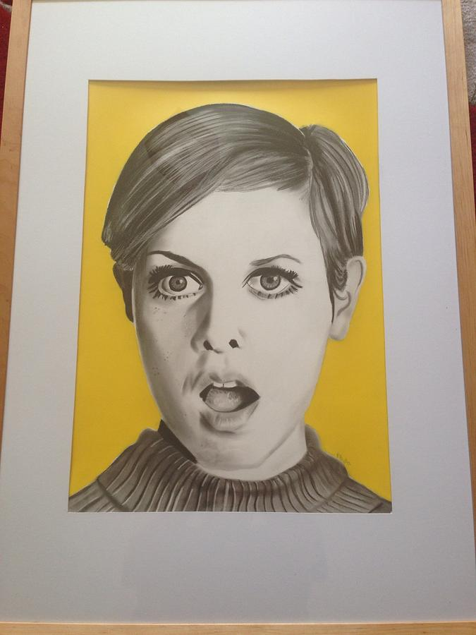 Twiggy Drawing