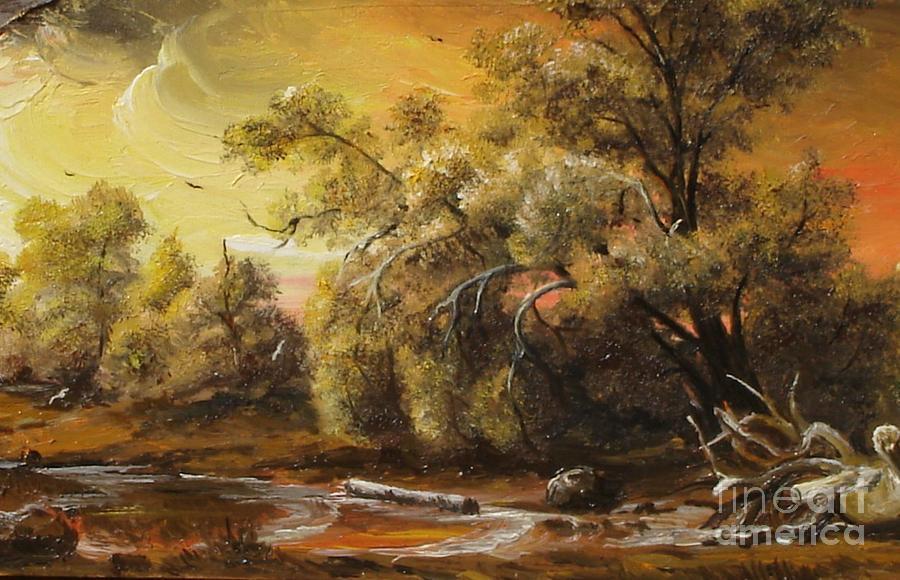 Twilight Painting