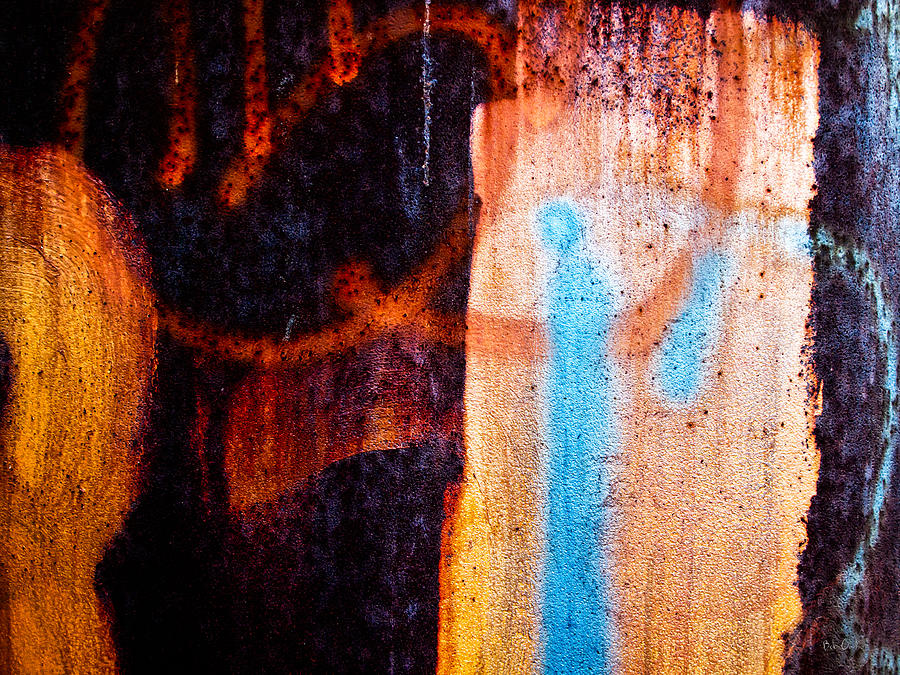 Abstract Photograph - Two As One by Bob Orsillo