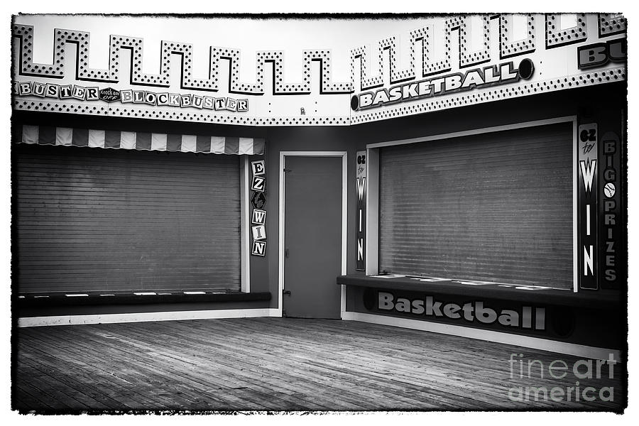 Two Games Photograph  - Two Games Fine Art Print