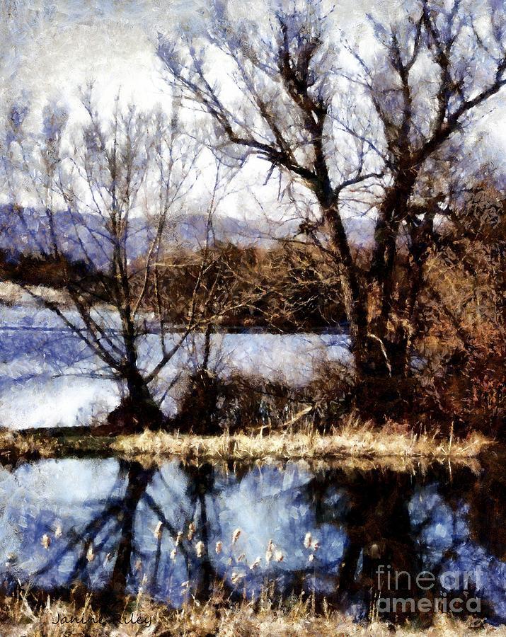 Two Souls Reflect Photograph