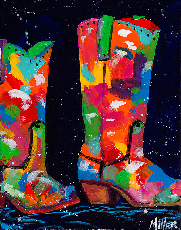 Two Step Painting