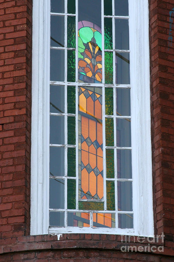 Two Windows At St. John Photograph