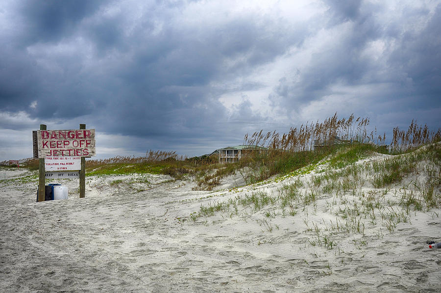 Photograph - Tybee Island by Donnie Smith