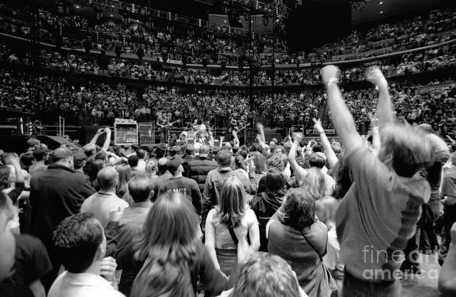 U2-crowd-gp13 Photograph