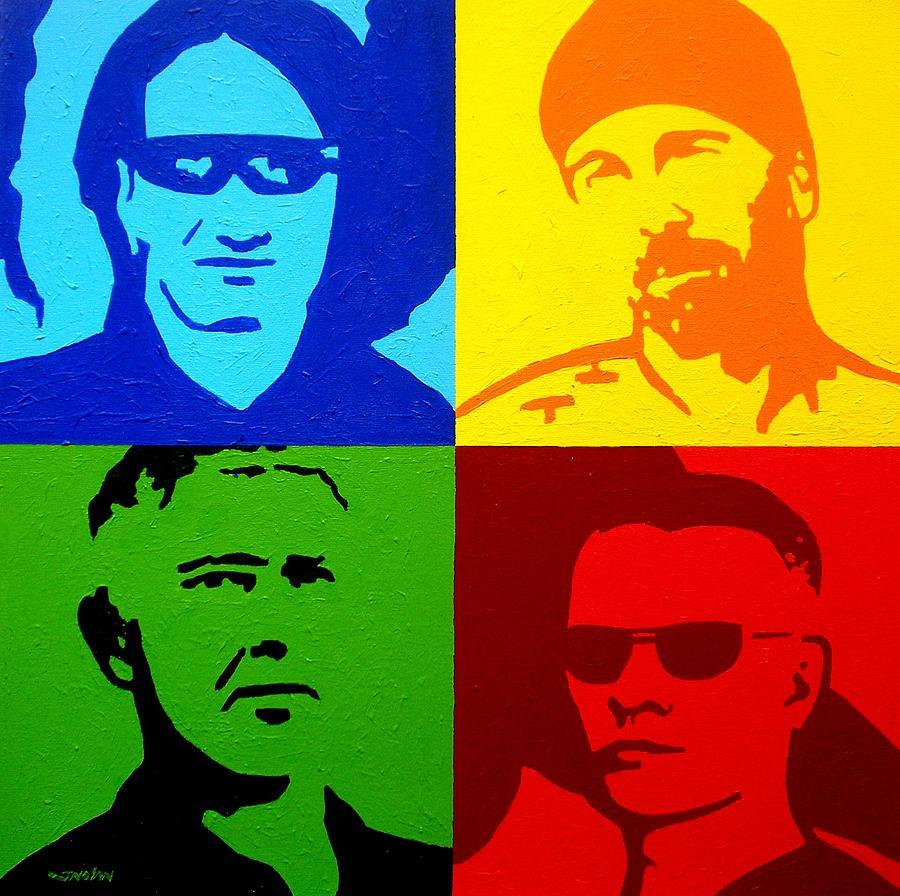 U2 Painting