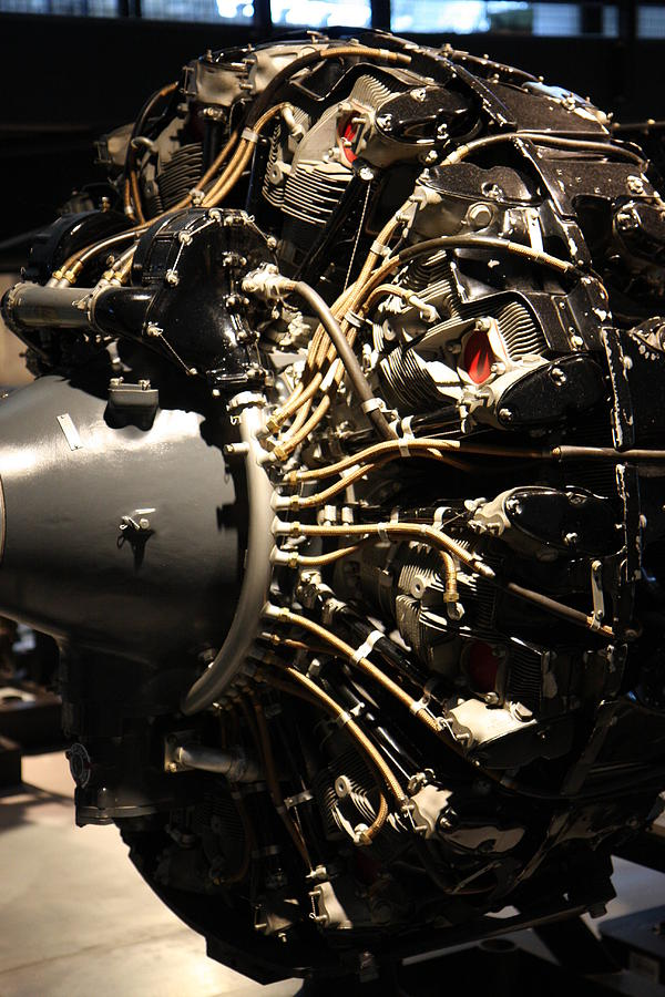 Udvar-hazy Center - Smithsonian National Air And Space Museum Annex - 121216 Photograph