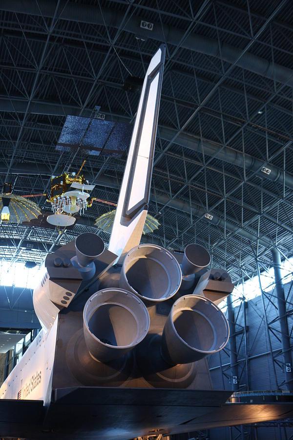 Udvar Hazy Center Smithsonian National Air And Space